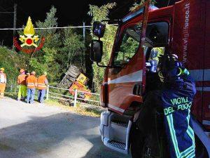 Perugia - Incidente sul lavoro sulla Orte-Falconara, ferito operaio