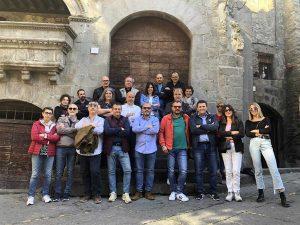Fantaworld - Viterbo Christmas - La squadra di Andrea Radanich