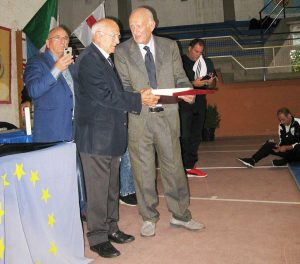 Fabrica di Roma - Gara internazionale di judo - Scarnati e Maccaro