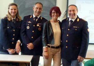 La Polfer di Roma incontra gli alunni dell'I.C. Nicolini