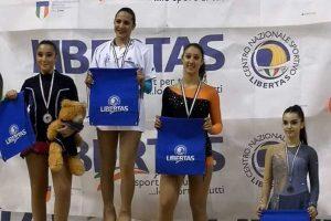 Sport - Pattinaggio artistico - I campionati italiani Libertas