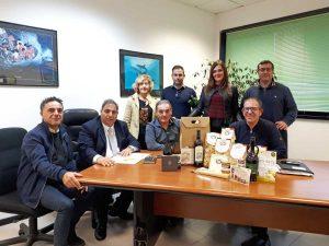 Tarquinia - Università Agraria - Incontro sui prodotti a chilometro zero