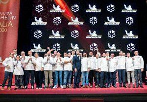 I premiati da Guida Michelin 2019