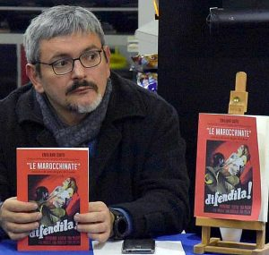 Emiliano Ciotti, presidente dell'Associazione nazionale vittime delle marocchinate