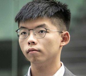 Hong Kong - Joshua Wong