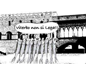 """Il movimento delle """"sardine"""" di Viterbo"""