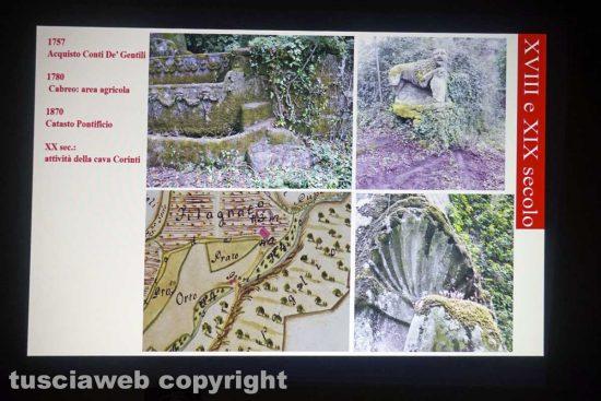 Viterbo - La conferenza sul giardino di Ponte dell'Elce