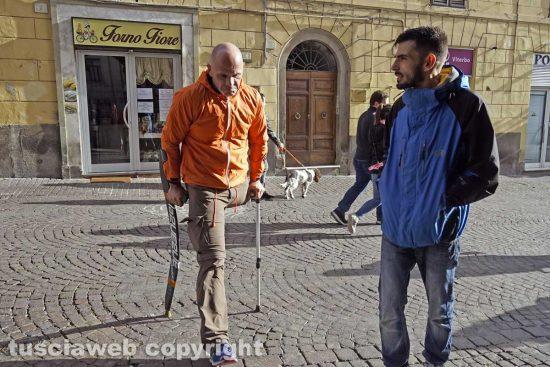 Viterbo - Andrea Devincenzi e Federico Bousquet