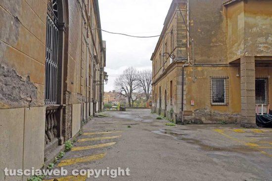 Viterbo - L'ex ospedale grande degli infermi