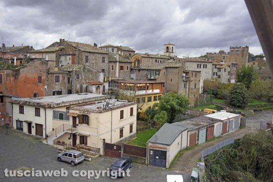 Sutri - La città vista dalla ruota panoramica