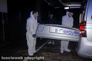 Viterbo - Falciato sulla Sammartinese, muore anziano