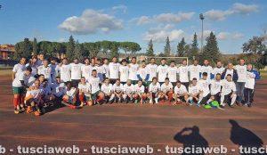 Sport - Calcio - Ortana e Del Nera insieme per Daniele Mancini