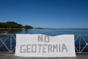I cartelli contro la Geotermia