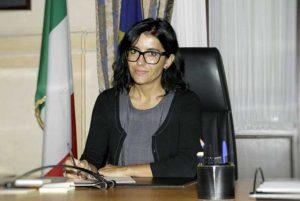 La ministra Fabiana Dadone