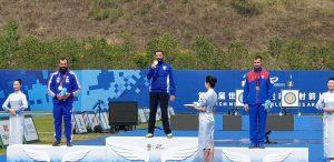 Fabio Tomasulo oro in Cina