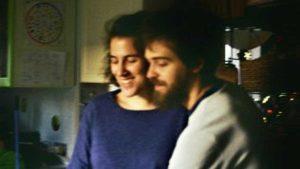 I fidanzati morti nel rogo a Milano