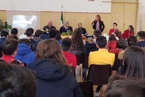 Viterbo - L'istituto all'istituto Luigi Fantappiè