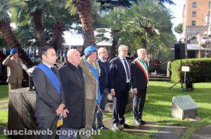 Viterbo - La commemorazione del 4 novembre