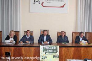 Viterbo - La presentazione delle feste dell'olio della Tuscia