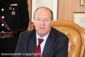 Il procuratore capo Paolo Auriemma
