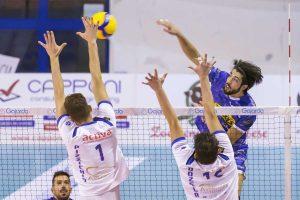 Sport - Volley - Maury's Com Cavi Tuscania - GoEnergy Corigliano Rossano