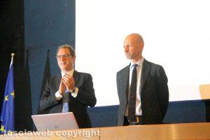 Viterbo - Stefano Ubertini e Alessandro Ruggieri