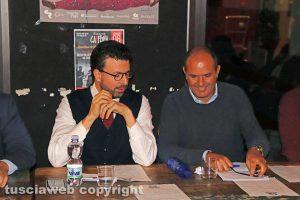 Andrea Di Sorte e Sergio Caci