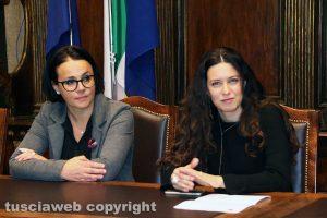 Gilda Nicolai e Antonella Sberna