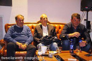 Viterbo - L'incontro con l'assessore Claudio Di Berardino