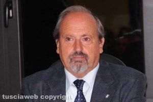 Sport - Calcio - La festa del calcio viterbese - Luigi Gasbarri
