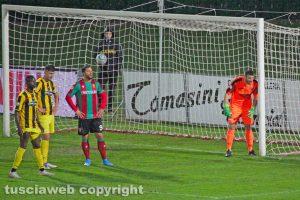 Sport - Calcio - Viterbese - Il match con la Ternana