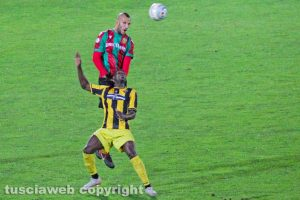 Sport - Calcio - Viterbese - Mamadou Tounkara