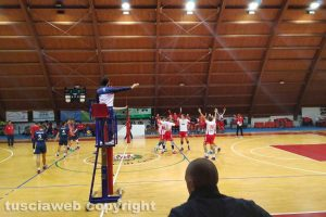 Sport - Pallavolo - Il Volley club Orte batte la Virtus San Gaetano