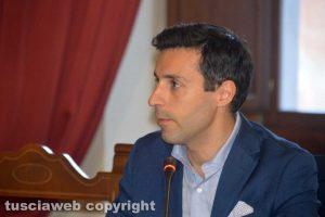 Tarquinia - Il consigliere comunale Andrea Andreani
