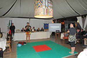 Panathlon club Viterbo - Serata Muay Thai
