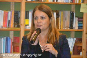 La dirigente scolastica Laura Piroli