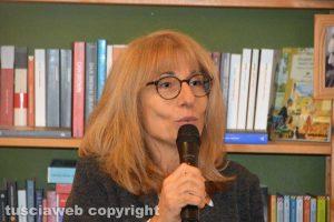 La docente Cinzia Brandi