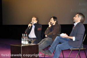 Italian Film Festival Berlin - Luigi Lo Cascio con Enrico Magrelli