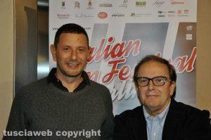 Leonardo D'Agostini con Enrico Magrelli