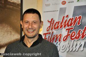 Leonardo D'Agostini regista del film Il campione