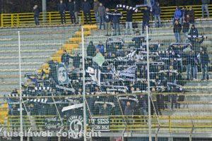 Sport - Calcio - I tifosi della Cavese