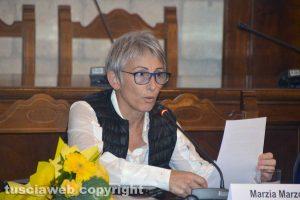 Tarquinia - L'assemblea contro l'inceneritore - Marzia Marzoli