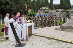 Viterbo - La commemorazione dei caduti del 2 novembre