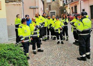 La protezione civile di Piansano