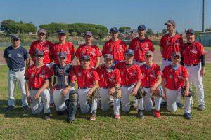 Sport - Baseball - Tams Viterbo - L'under 18