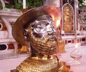 Tarquinia - Le reliquie dei santi protettori