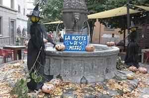 Viterbo - Halloween - La notte di mezzo