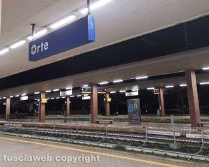 Orte - La stazione