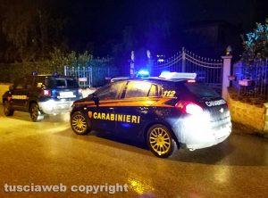 Montefiascone - Donna scomparsa, le ricerche - I carabinieri