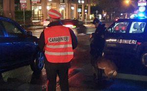 Carabinieri - Operazione a largo raggio nel weekend